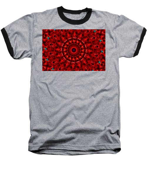 The Red Abyss Baseball T-Shirt