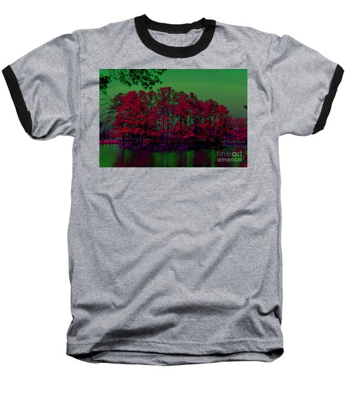The Red Forest Baseball T-Shirt