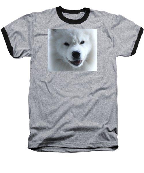 The Samoyed Baseball T-Shirt