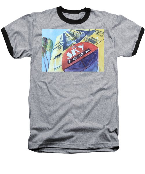 The Sky Room Baseball T-Shirt
