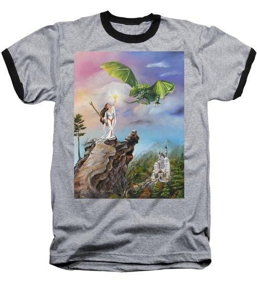 The Summoning Baseball T-Shirt
