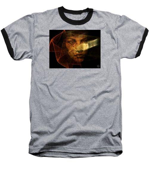 The Veil Baseball T-Shirt by Gun Legler
