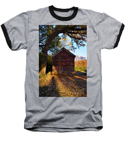 The Weathered Shed Baseball T-Shirt