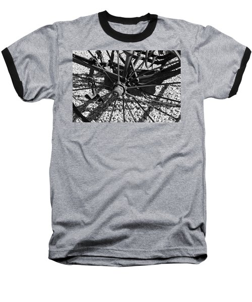 The Wheel Baseball T-Shirt