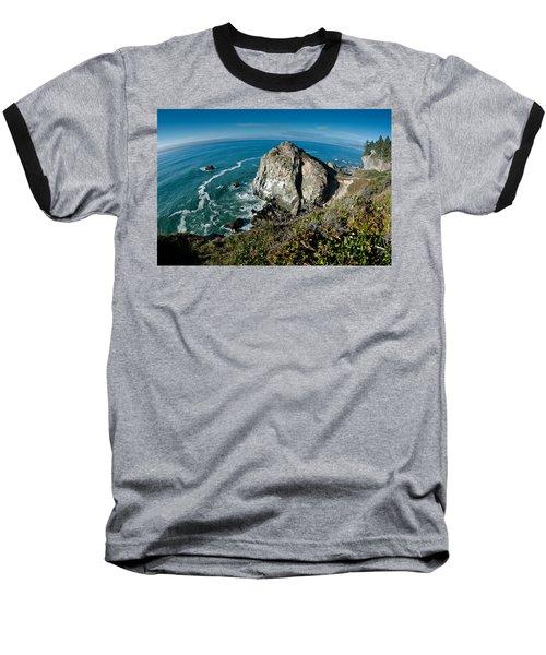 The World Is Round Baseball T-Shirt