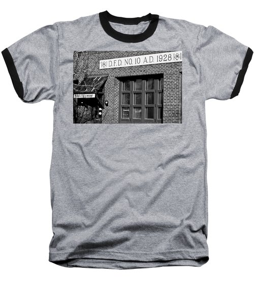 Then And Now Baseball T-Shirt