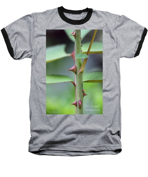 Thorny Stem Baseball T-Shirt