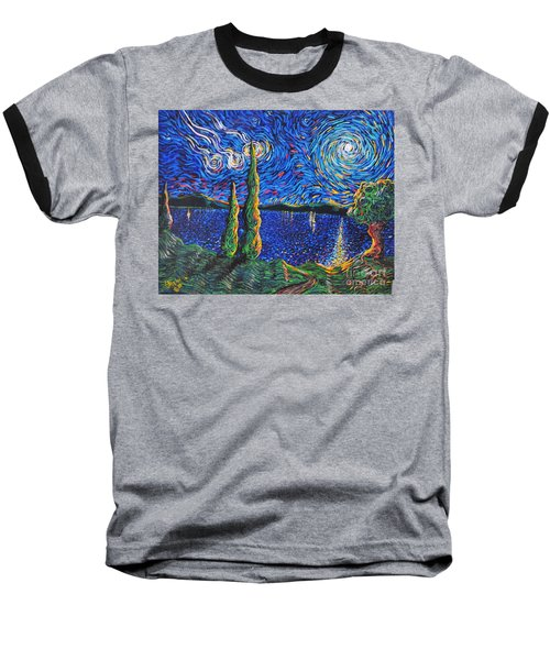 Three Wishes Baseball T-Shirt