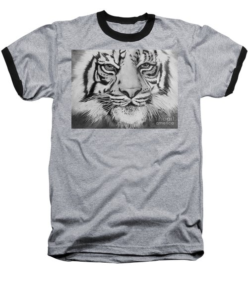 Tiger's Eyes Baseball T-Shirt