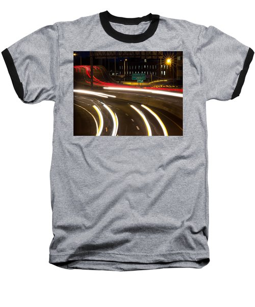 Time Lapse Baseball T-Shirt