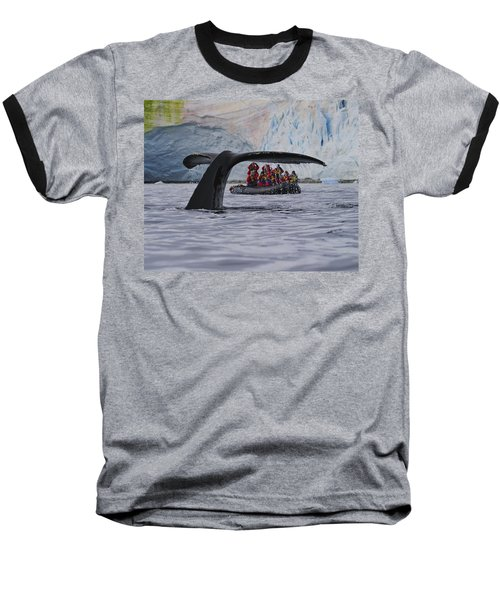Total Fluke Baseball T-Shirt