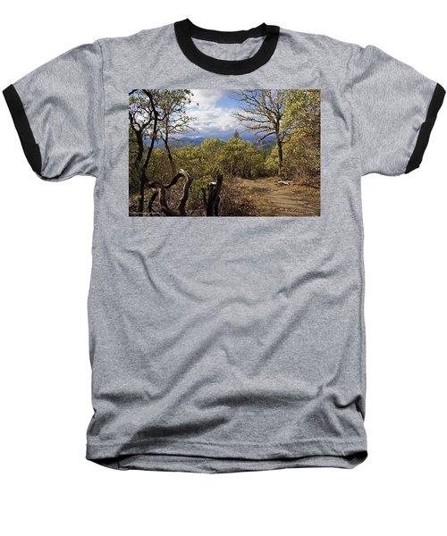 Trail At Cathedral Hills Baseball T-Shirt