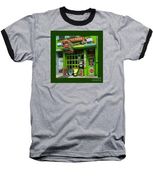 Trailer Park Baseball T-Shirt
