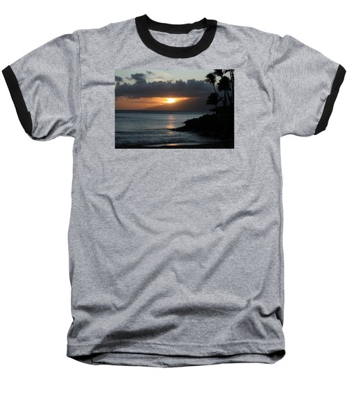 Tranquility At Its Best Baseball T-Shirt