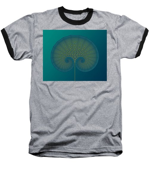 Tree Of Well-being Baseball T-Shirt by Mark Greenberg