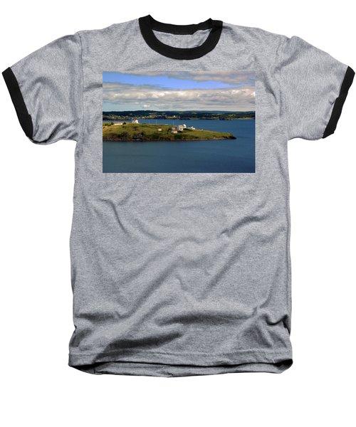 Trinity Bay Baseball T-Shirt by Leanna Lomanski