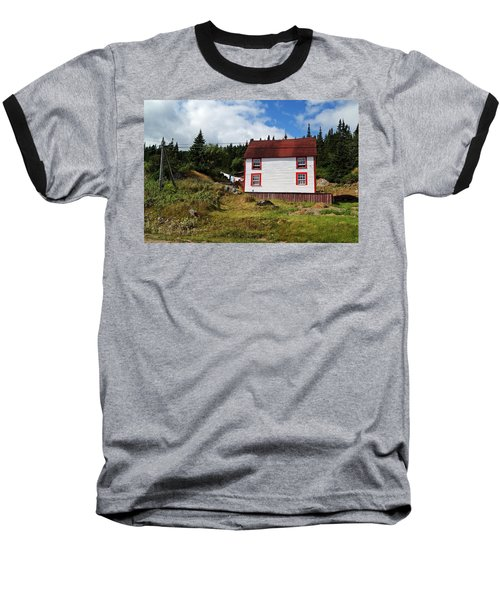 Trinity Road Laundry Baseball T-Shirt by Leanna Lomanski