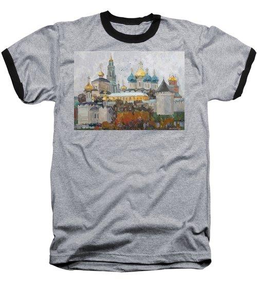 Trinity-st. Sergius Lavra Baseball T-Shirt