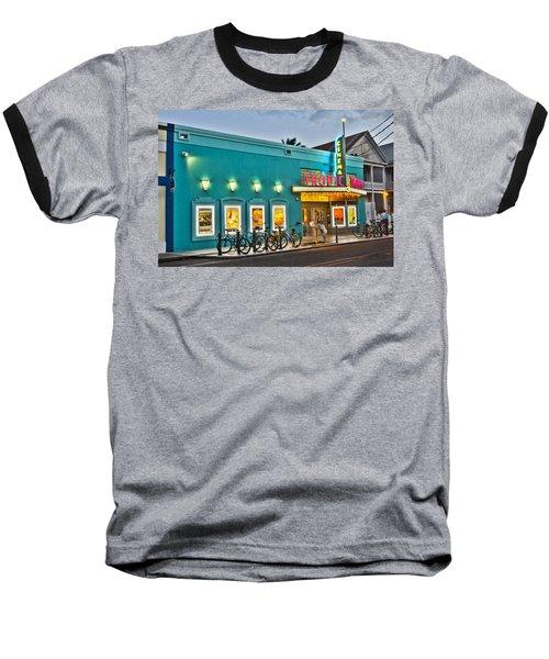 Tropic Cinema Baseball T-Shirt