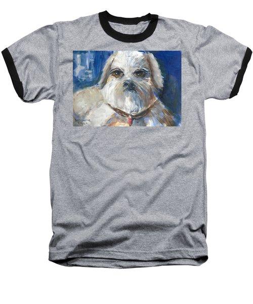 Trouble Baseball T-Shirt