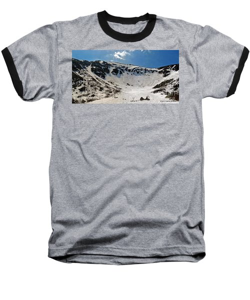 Tuckermans Ravine Baseball T-Shirt