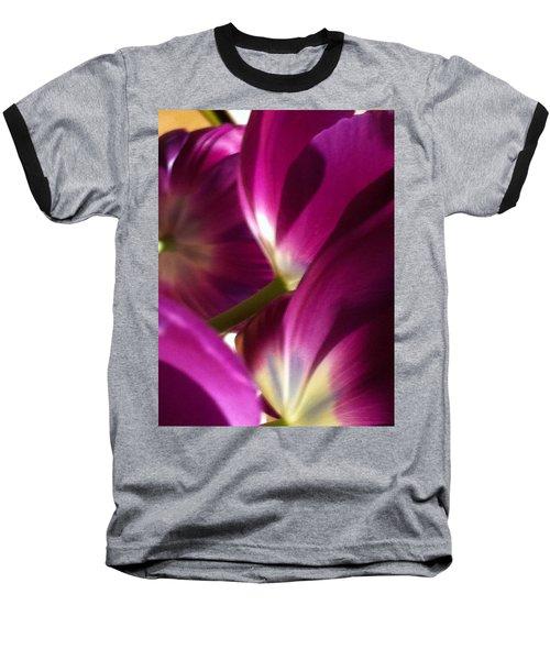 Tulip Weave Baseball T-Shirt