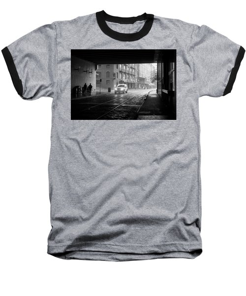 Baseball T-Shirt featuring the photograph Tunnel I by Lynn Palmer