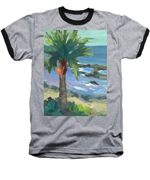 Turquoise Water Baseball T-Shirt