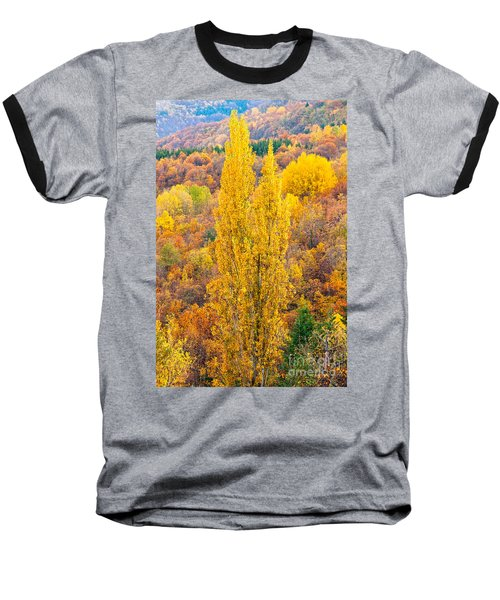 Baseball T-Shirt featuring the photograph Tuscany Landscape  by Luciano Mortula