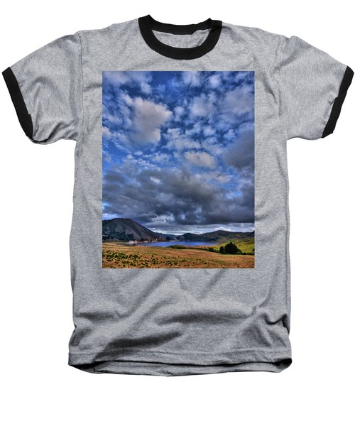 Twitchell Reservoir  Baseball T-Shirt