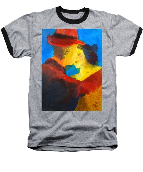 Two Am Tango Baseball T-Shirt