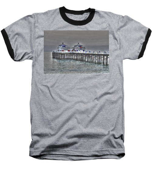 Two Towers Malibu Baseball T-Shirt