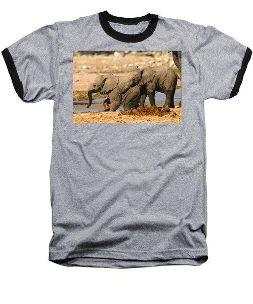 Two Up Baseball T-Shirt