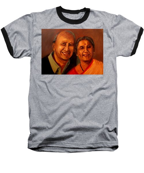 Uncle And Aunt Baseball T-Shirt