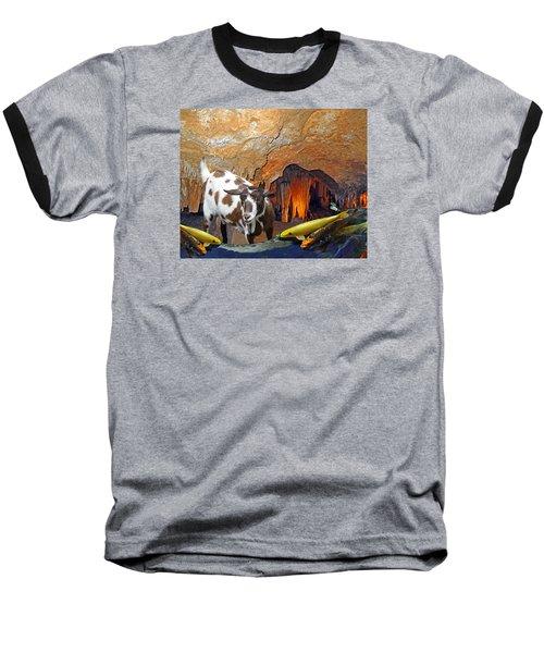 Underground Swim Baseball T-Shirt