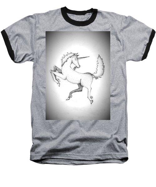 Unicorn Baseball T-Shirt