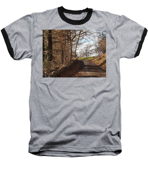 Up Over The Hill Baseball T-Shirt