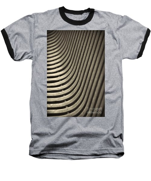 Baseball T-Shirt featuring the photograph Upward Curve. by Clare Bambers