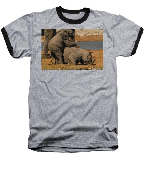 Us Together Baseball T-Shirt