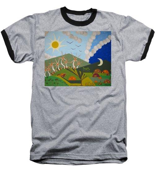 Utopia Baseball T-Shirt