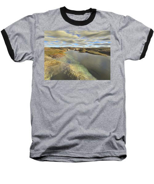 Valley Stream Baseball T-Shirt by Mark Greenberg
