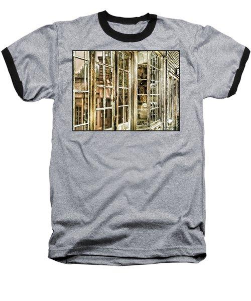 Vc Window Reflection Baseball T-Shirt