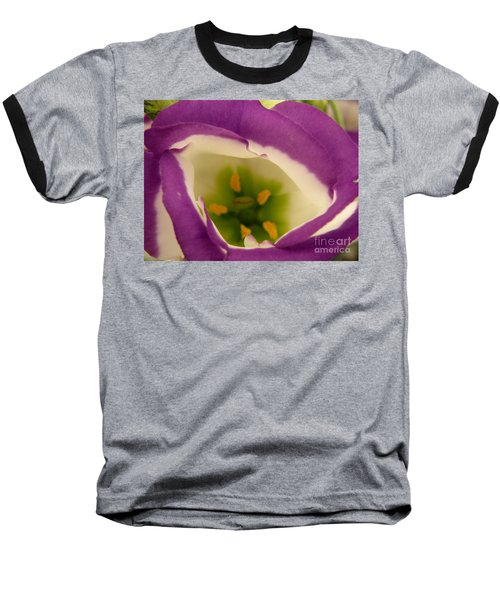 Baseball T-Shirt featuring the photograph Vibrant by Lainie Wrightson