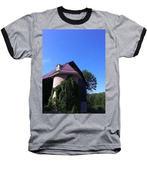 Baseball T-Shirt featuring the photograph Vineyard by Tiffany Erdman