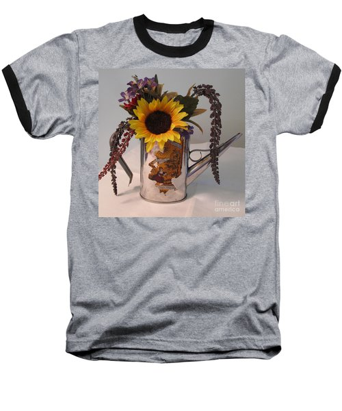 Baseball T-Shirt featuring the photograph Virgin Olive Oil by Sandy McIntire
