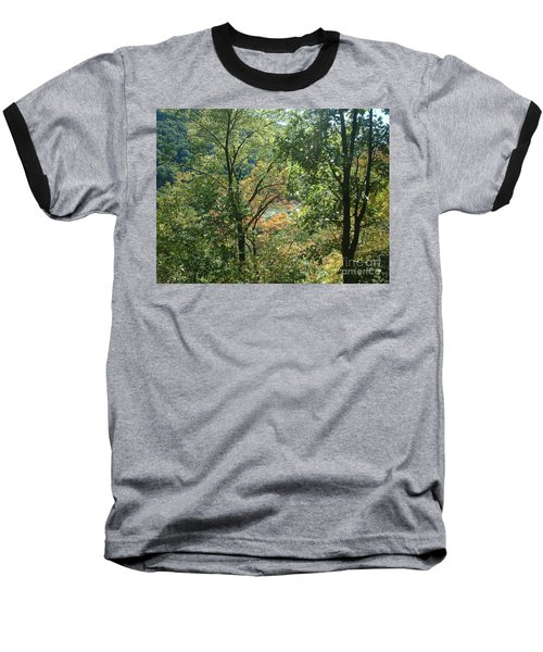 Virginia Walk In The Woods Baseball T-Shirt