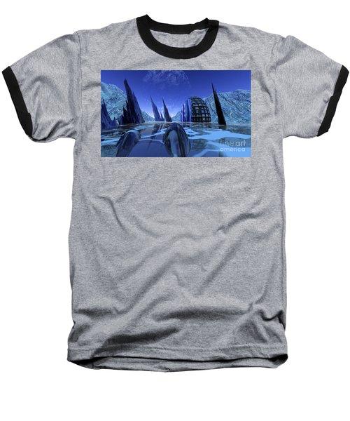 Visitation Baseball T-Shirt