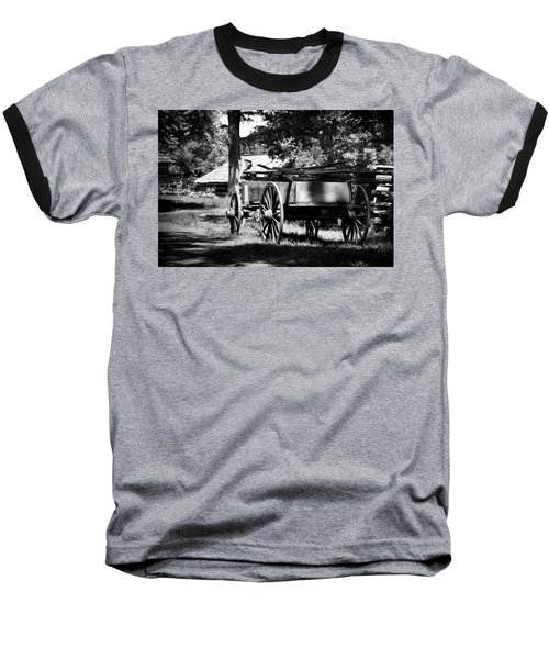 Wagon Baseball T-Shirt