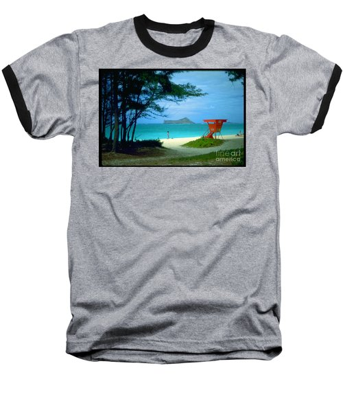 Waimanalo Baseball T-Shirt