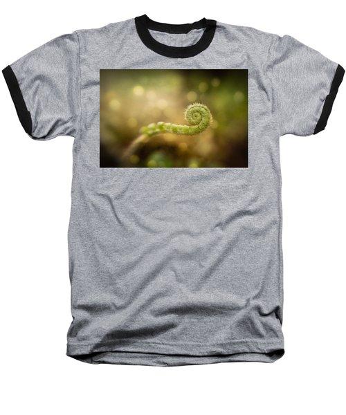 Waiting To Unwind Baseball T-Shirt